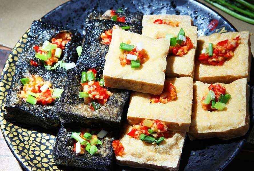 湖南臭豆腐