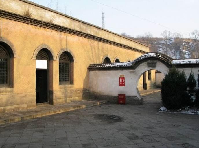王家峪八路军总部旧址