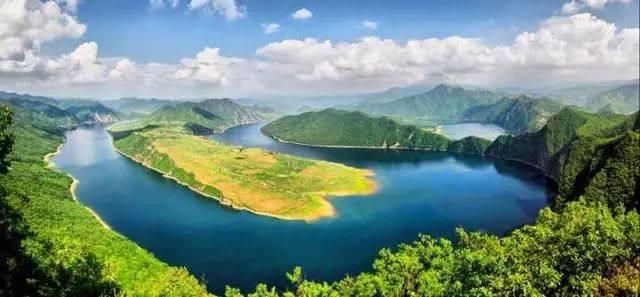 鸭绿江风景区