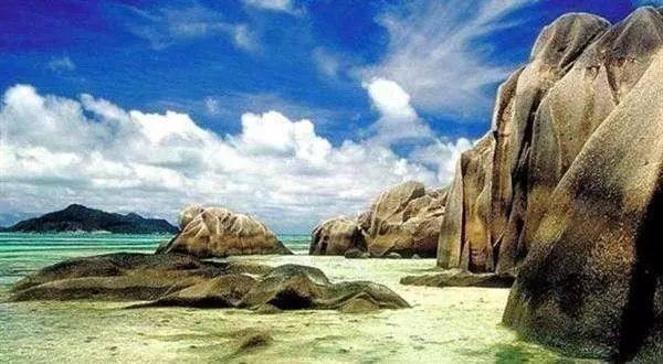 金石滩风景区