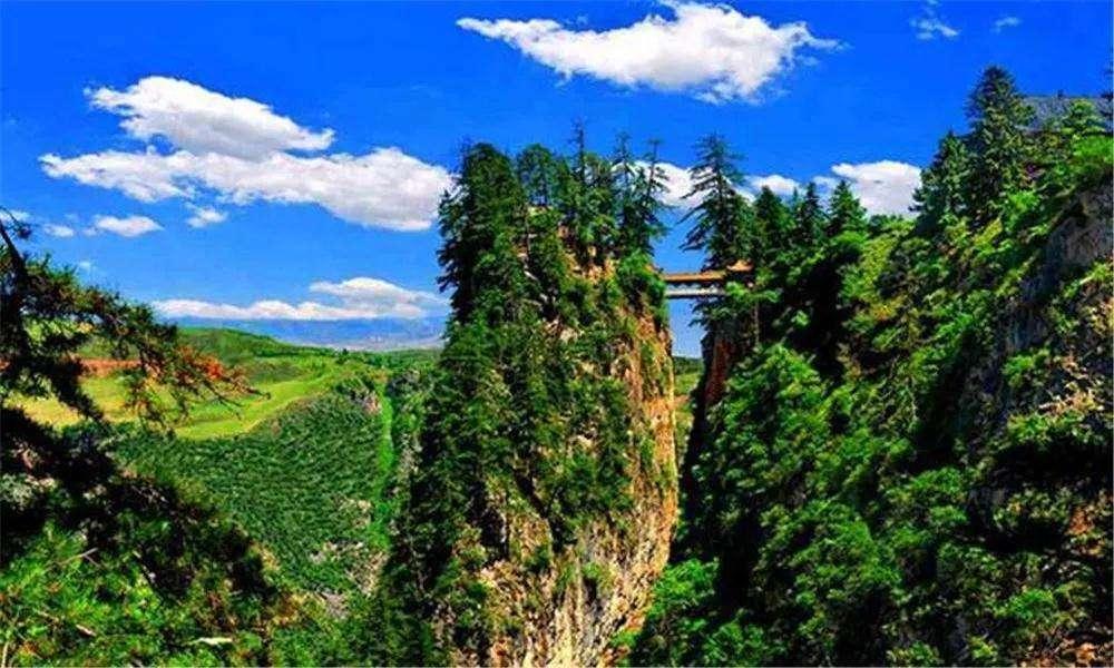 贵清山国家森林公园