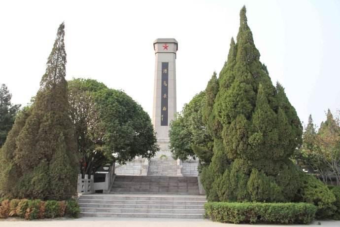 碾庄圩战斗纪念馆