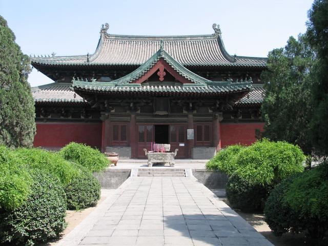 隆兴寺景区