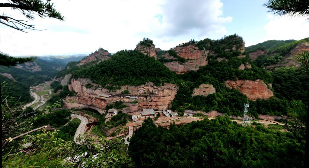 云崖寺国家森林公园
