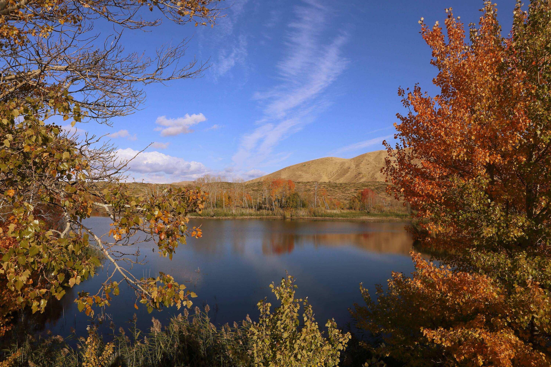 白沙湖景区