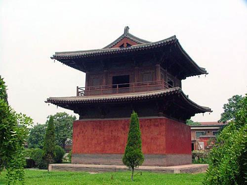 开元寺钟楼