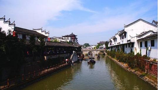 三河古镇景区