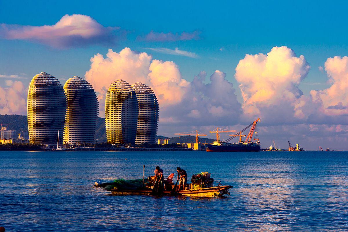 三亚湾度假区