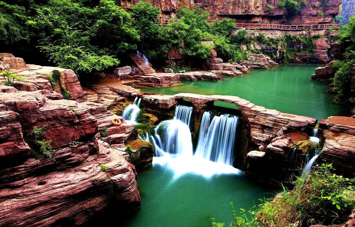 云台山国家森林公园