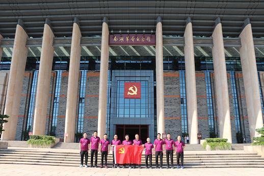 中国华电科工集团有限公司总承包分公司上海、嘉兴培训开班