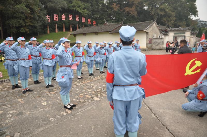 """上海市金山区委党校""""不忘初心 牢记使命""""主题红色教育培训班"""