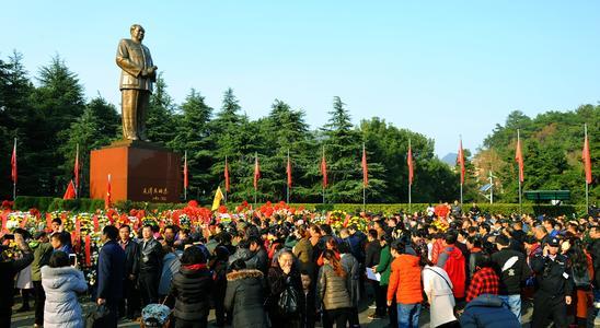 韶山红色教育培训:党性教育,做共产主义社会主义理想的坚定信徒