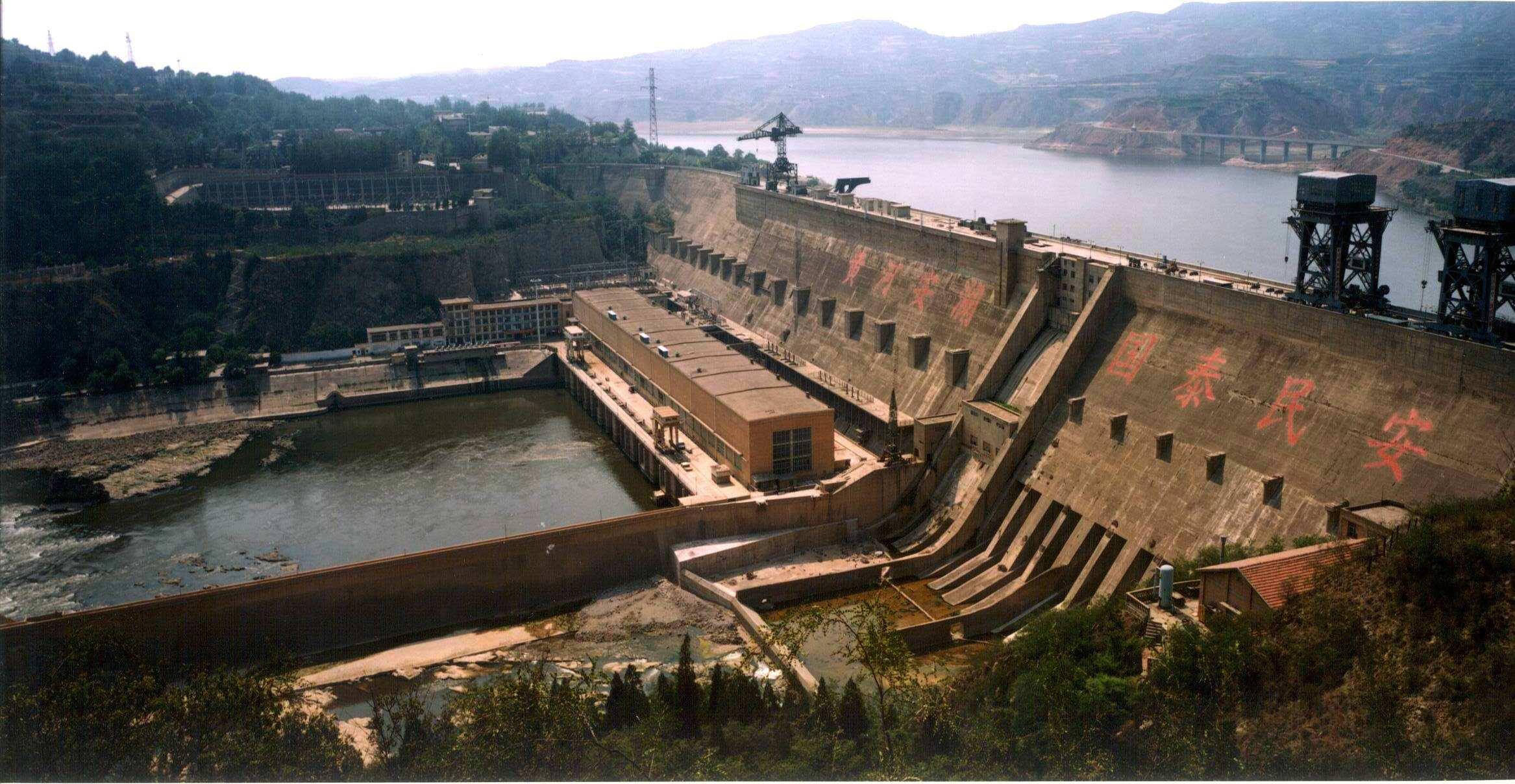 石龙坝水电站