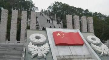 台州市解放一江山岛烈士陵园