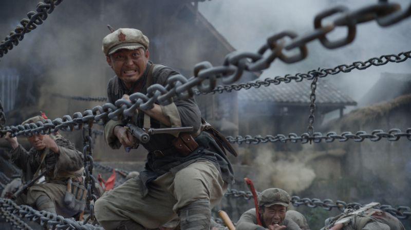 4D巨幕电影《阿良的长征》