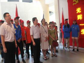 刘庄展览馆史来贺同志纪念馆