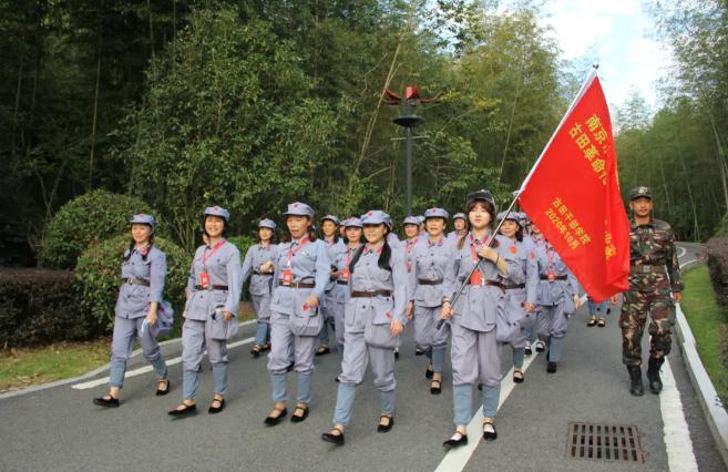 古田革命传统教育培训班优秀学员心得体会