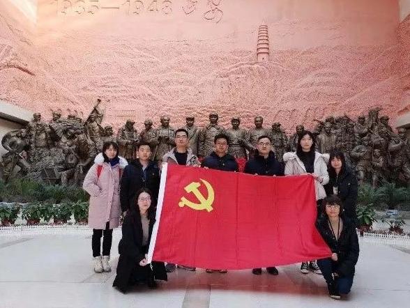 """""""追寻革命足迹,传承红色经典""""延安红色教育活动感想(一)"""