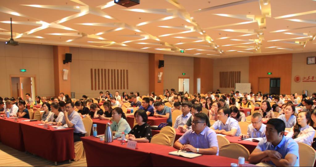 我校举办第二期教师信息化教学能力培养专题讲座