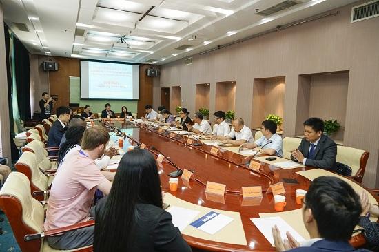 我校承办2019年北京友好城市官员汉语培训班