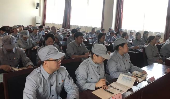 【党建】新医大一附院赴延安红色主题教育培训班开班