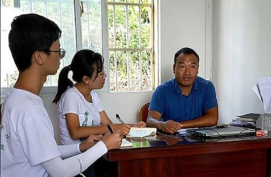 助力精准脱贫,这年队在行动——这年队进村调研及协助驻村干部进行脱贫工作