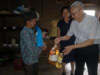 学校研究生支教团赴美姑县开展志愿服务