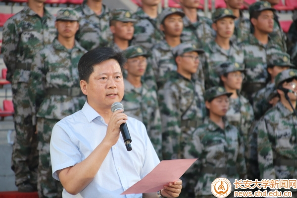 """军训师举行""""我和我的祖国""""迎国庆歌咏比赛"""