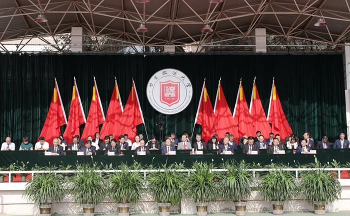 甘肃政法大学2019级学生开学典礼举行