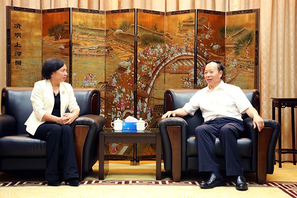 阳江应用型本科院校学科专业设置论证会在华南理工大学召开