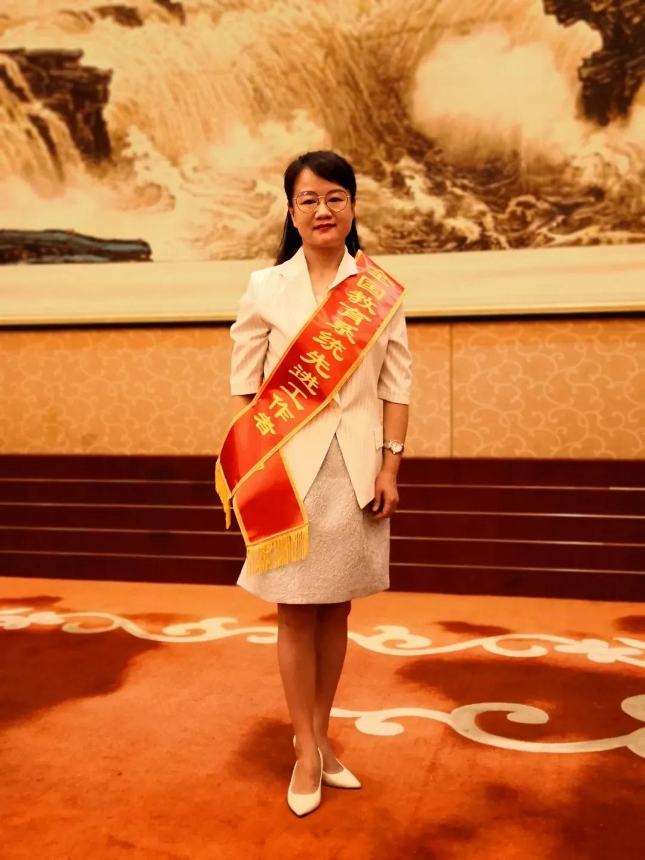 """博导刘晓哲院长获""""全国教育系统先进工作者""""荣誉称号"""
