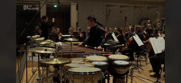 重大突破   校友白伟岐荣获德国慕尼黑ARD国际音乐比赛打击乐第三名!