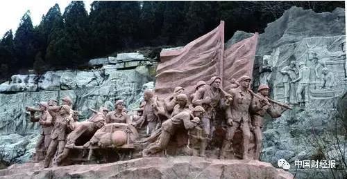 林州:红旗永飘,渠水长流 | 壮丽七十年 奋斗新时代——庆祝新中国成立70周年特刊