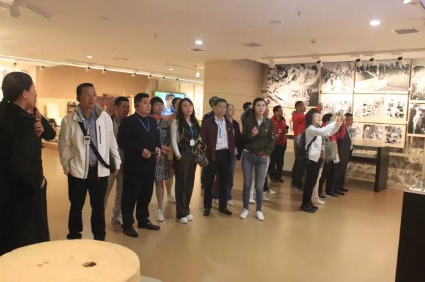 """""""不忘初心,牢记使命""""--广州青年商会延安红色文化培训之旅系列二"""