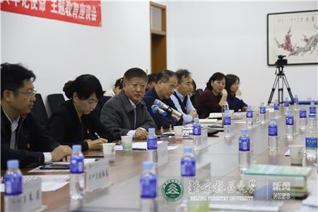 王洪元带队赴科右前旗进行主题教育调研