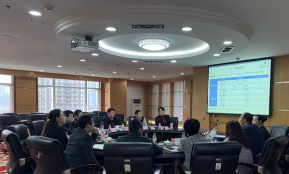 陕西省审计厅、四川省审计厅莅临学校调研指导内部审计工作