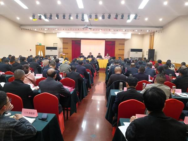 霍邱县第二期农技人员能力提升培训班顺利开班