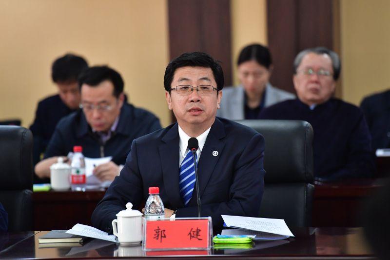 中国人民大学、北京师范大学、中国农业大学、武汉大学与我校签署对口合作协议