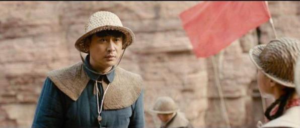 王宝玉出席电影《红旗渠之归来仍是少年》林州首映式