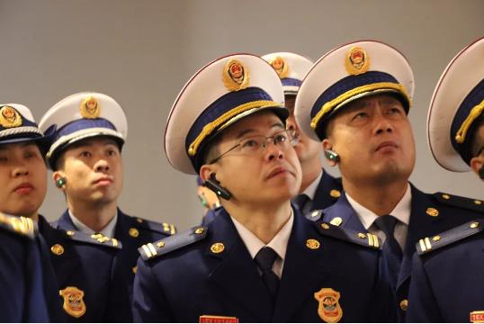 淄博支队赴西柏坡参观见学部分党员心得体会选登