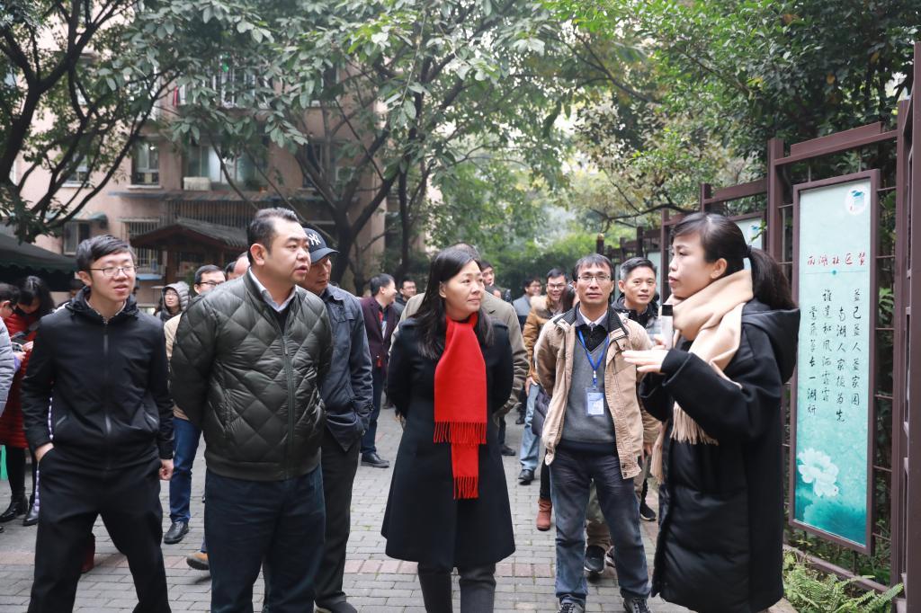 重庆市南岸花园路街道南湖社区