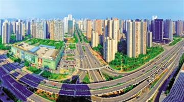 """渝北区""""临空都市区""""发展教学基地"""