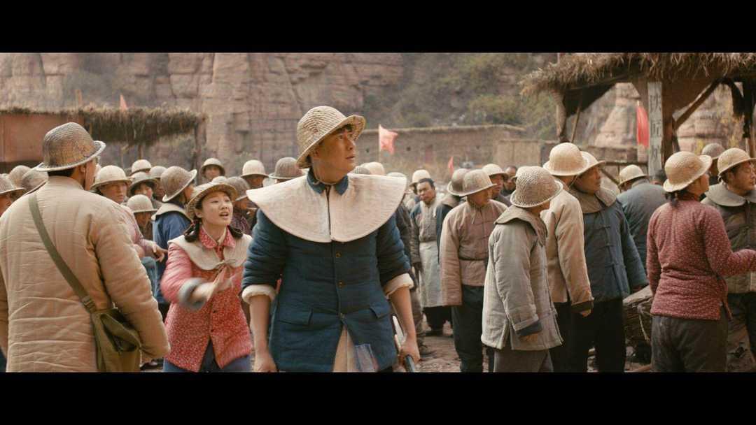 党日活动——观看电影《红旗渠之归来仍是少年》,深刻感悟红旗渠精神