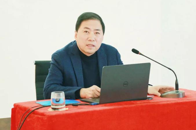 用结果证明你的能力 ——辽宁传媒学院校长姜立为管理干部培训