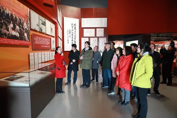 北京大学继续教育学院党总支红旗渠精神培训班