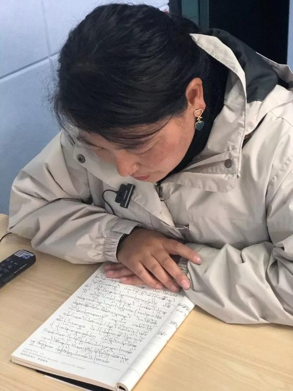 西藏阿里地区民族宗教干部培训班学员风采