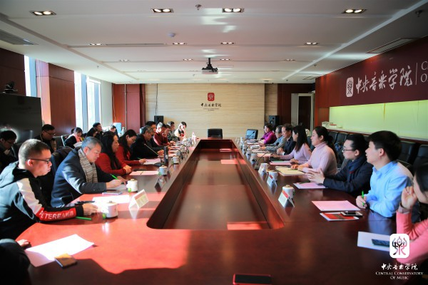 顺德青年企业家协会代表团到访我校