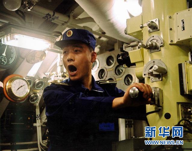 蔡一清:矢志打赢的铁血艇长