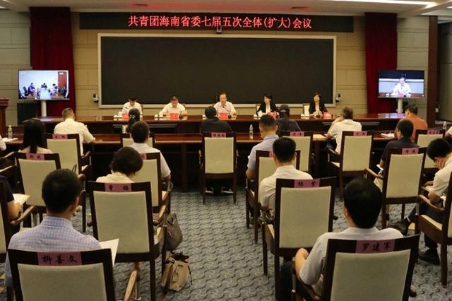 海南大学连续9年荣获海南省共青团重点工作考核第一名