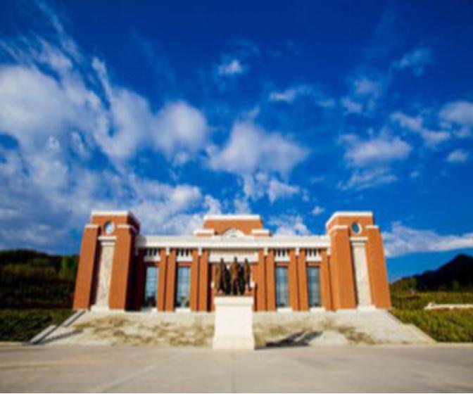 照金革命纪念馆、薛家寨